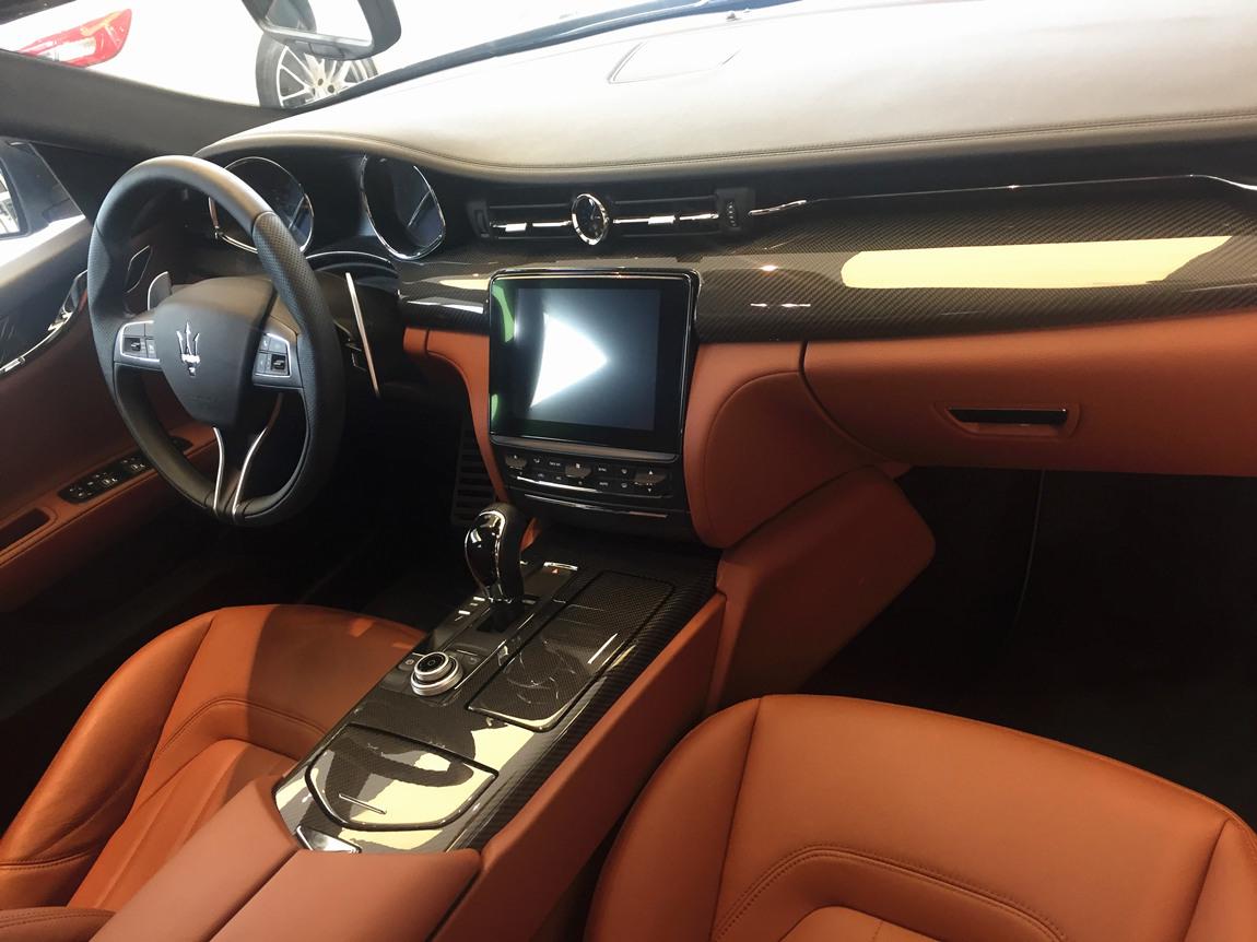 17款玛莎拉蒂总裁3.0t 豪门跑车价格优惠