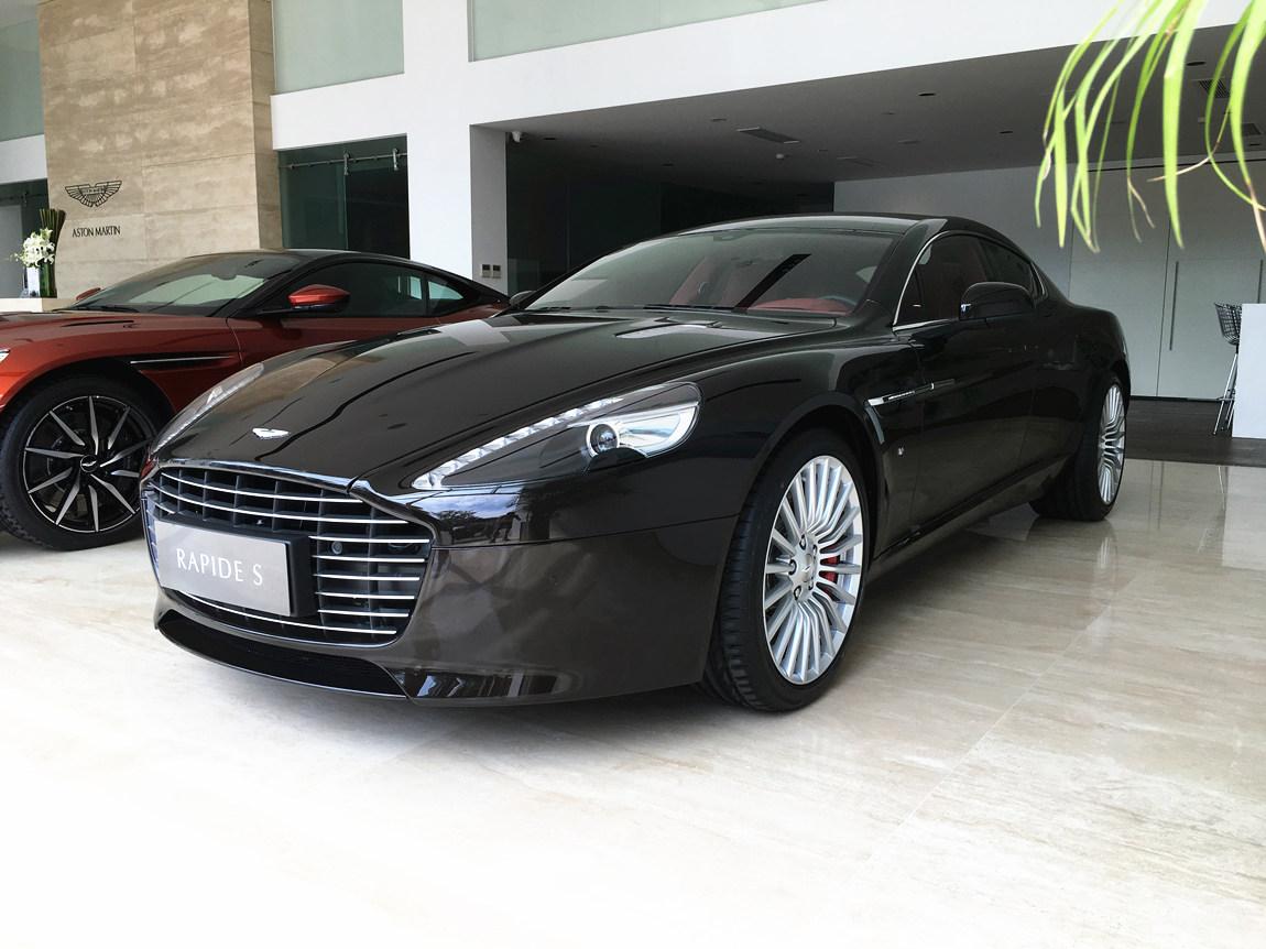 2017款阿斯顿马丁rapide s豪华轿车优惠