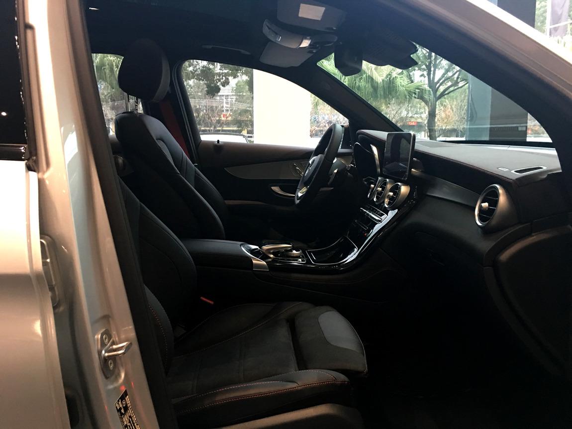 2017款奔驰glc43amg现车天津港促销优惠2017款缤智有备胎吗图片