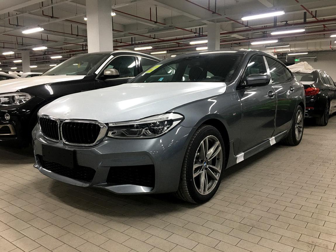 2018款宝马630i gt m运动套装现车优惠