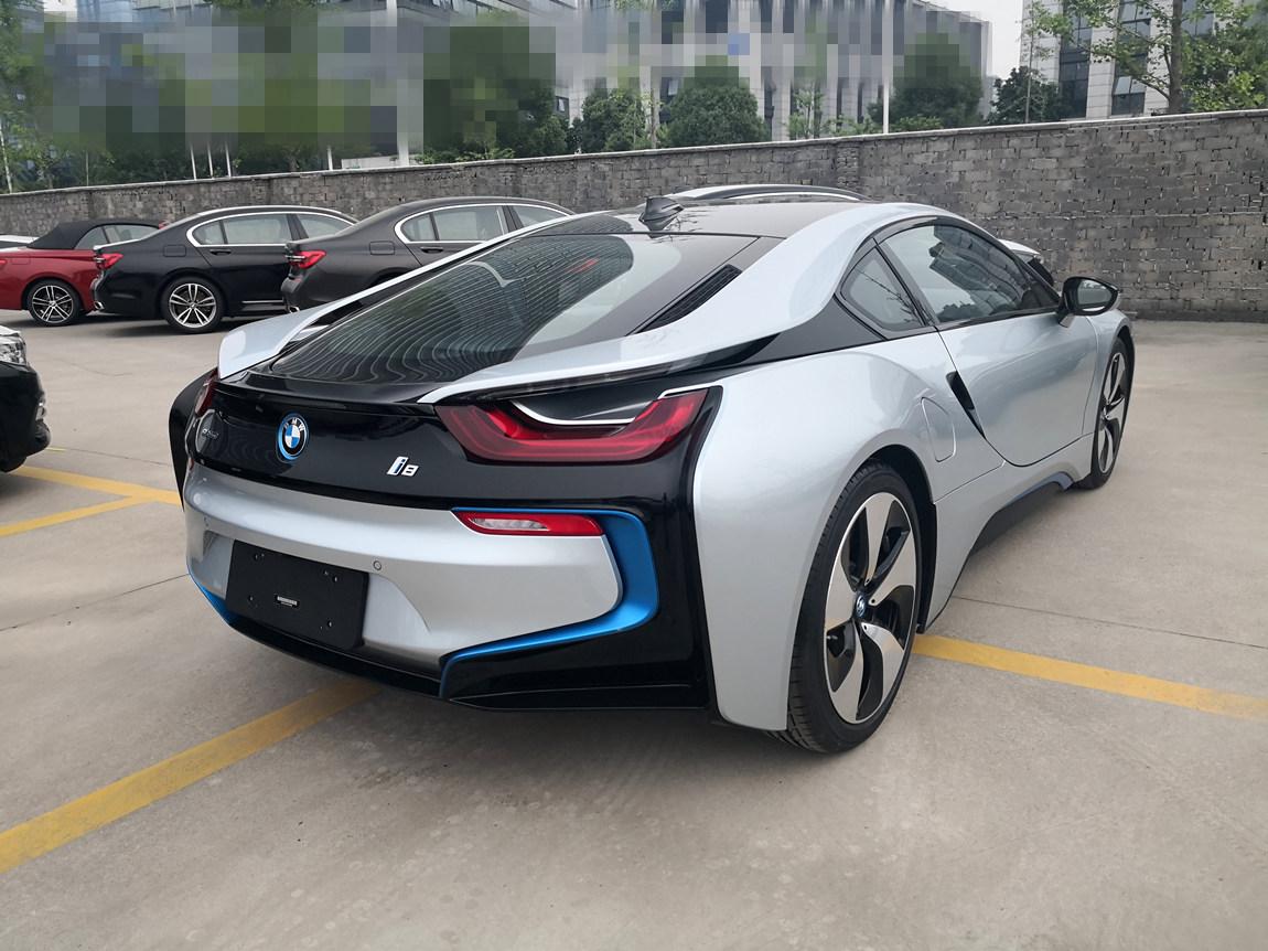 新款宝马i8新能源跑车天津现车特价优惠