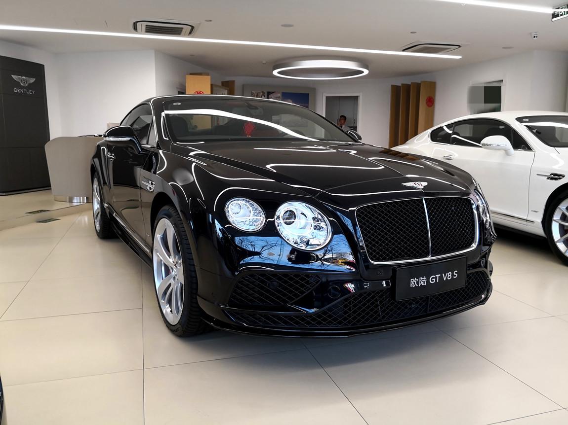 进口2018款宾利欧陆gt v8s现车优惠促销图片
