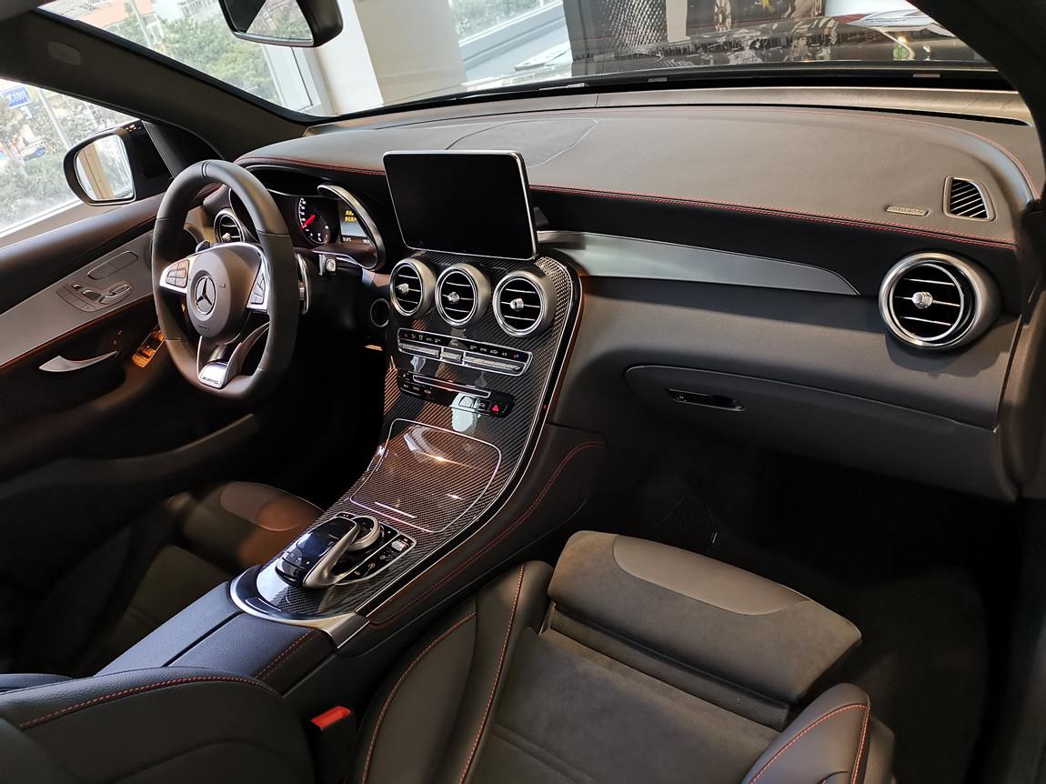 奔驰glc43amgamg44maticmatic黑外黑内现车维修6万元英菲尼迪10款EX25优惠图片